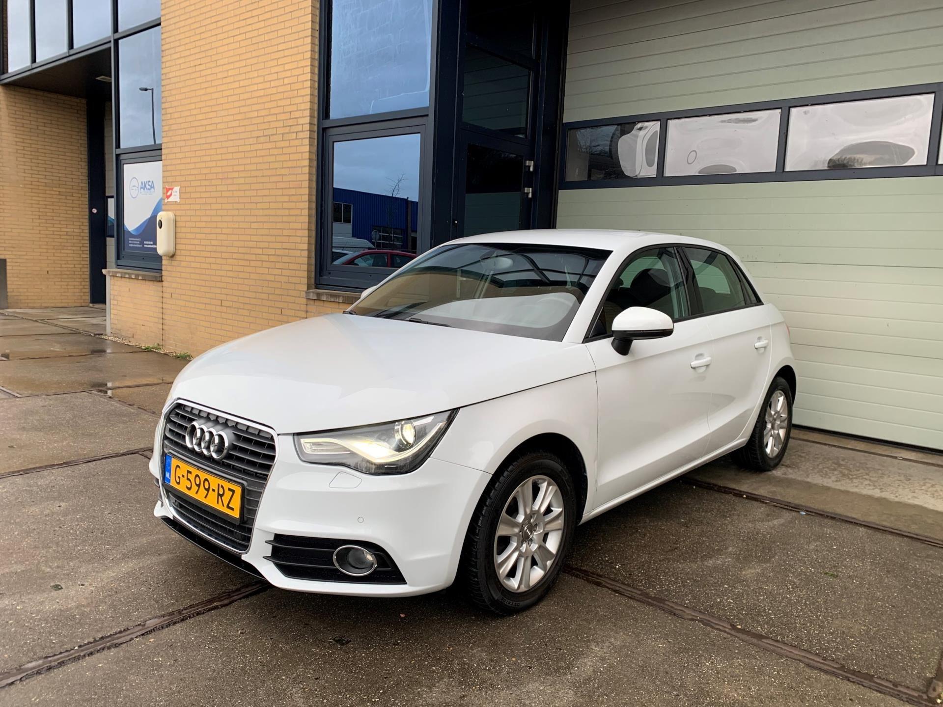 Audi A1 Sportback occasion - Autobedrijf Schiebroek