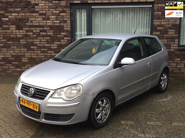 Volkswagen Polo 1.4 TDI Optive