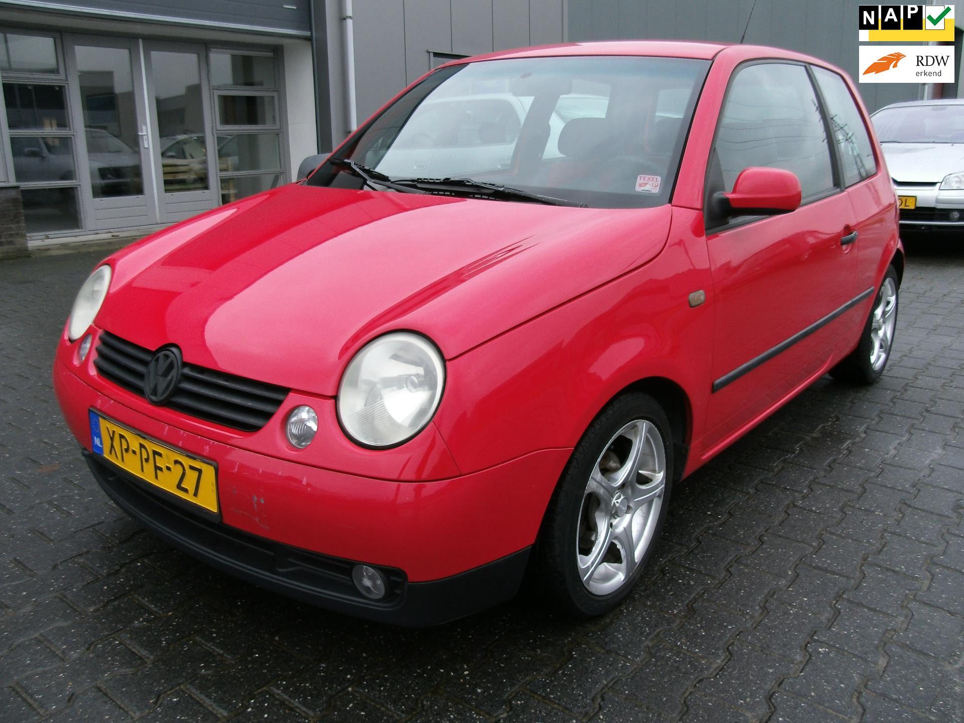 Volkswagen Lupo occasion - Auto Akkoord