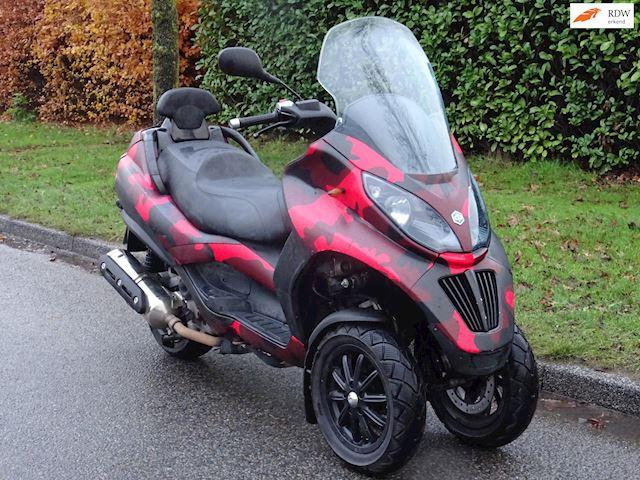 Piaggio Scooter 400 LT MP3 auto rijbewijs
