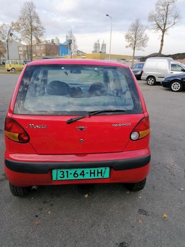 Daewoo Matiz 0.8i SE kilometerstant.102345