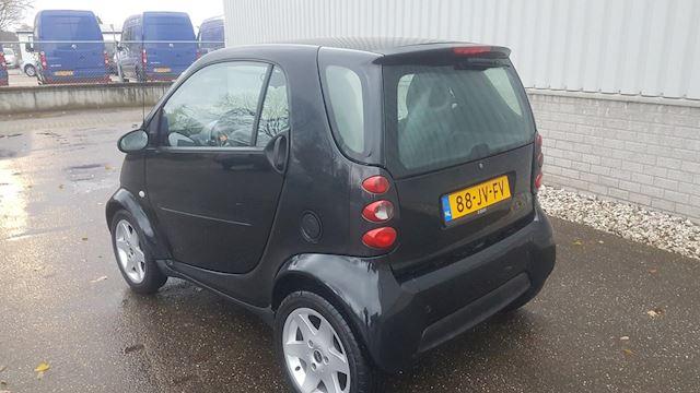 Smart City-coupé smart & pulse