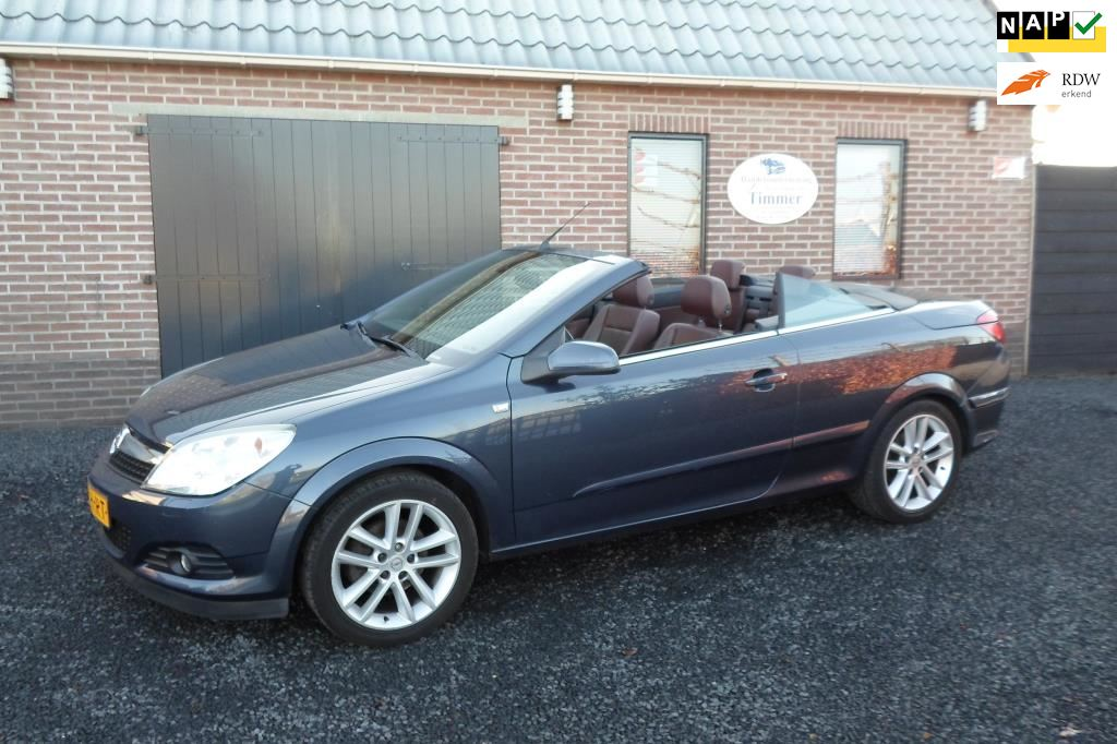 Opel Astra TwinTop occasion - Timmer Auto's