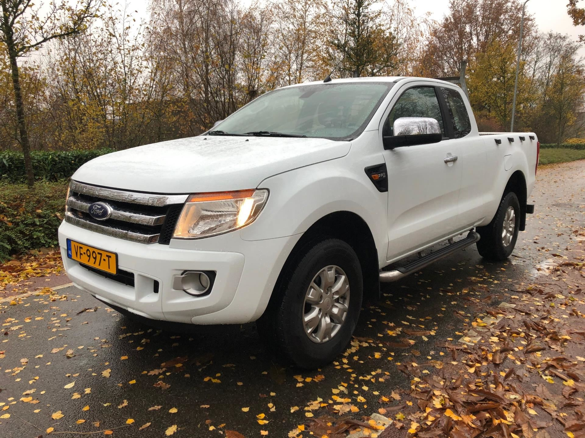 Ford Ranger occasion - Verwijst Auto's B.V.