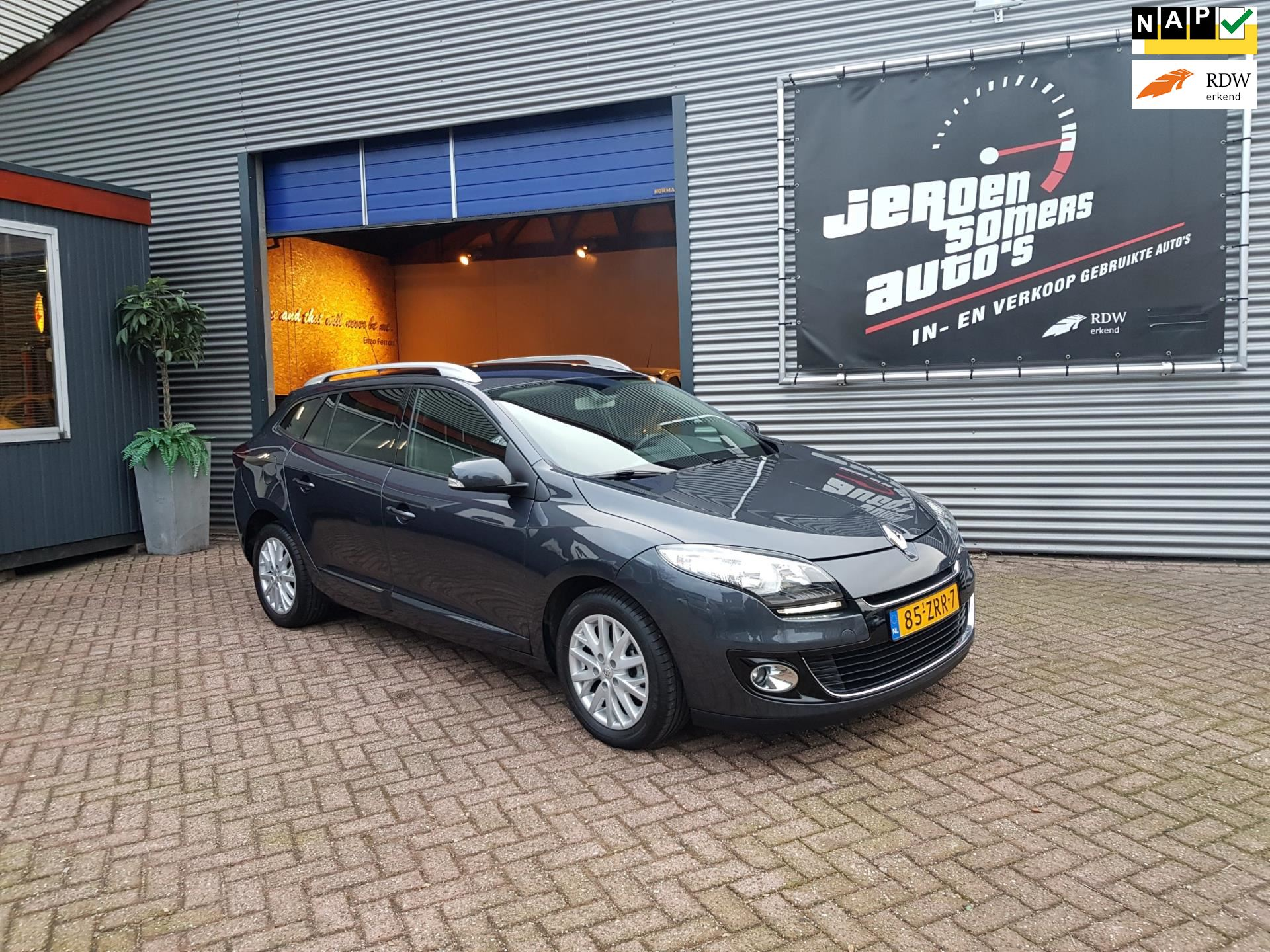 Renault Mégane Estate occasion - Jeroen Somers Auto´s