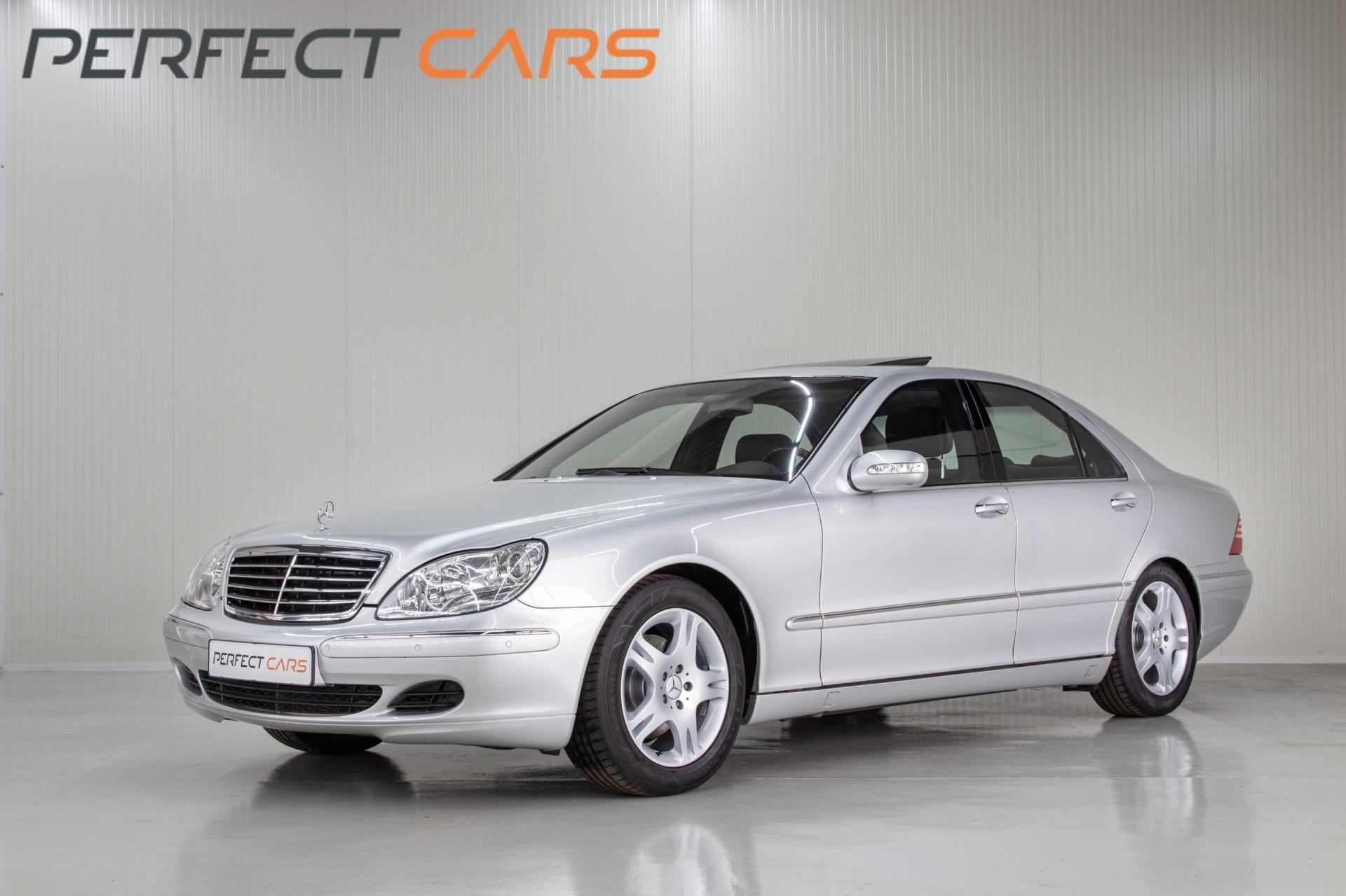 Mercedes-Benz S-klasse occasion - Perfect Cars