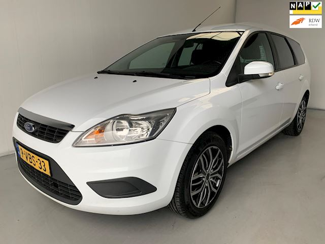 Ford Focus Wagon 1.6 TDCI Trend Airco Stoelverwarming Carkit Trekhaak