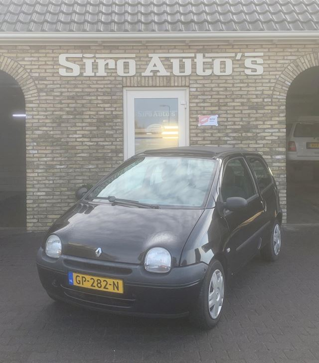 Renault Twingo 1.2 Authentique Bj 2007 open dak Koopje