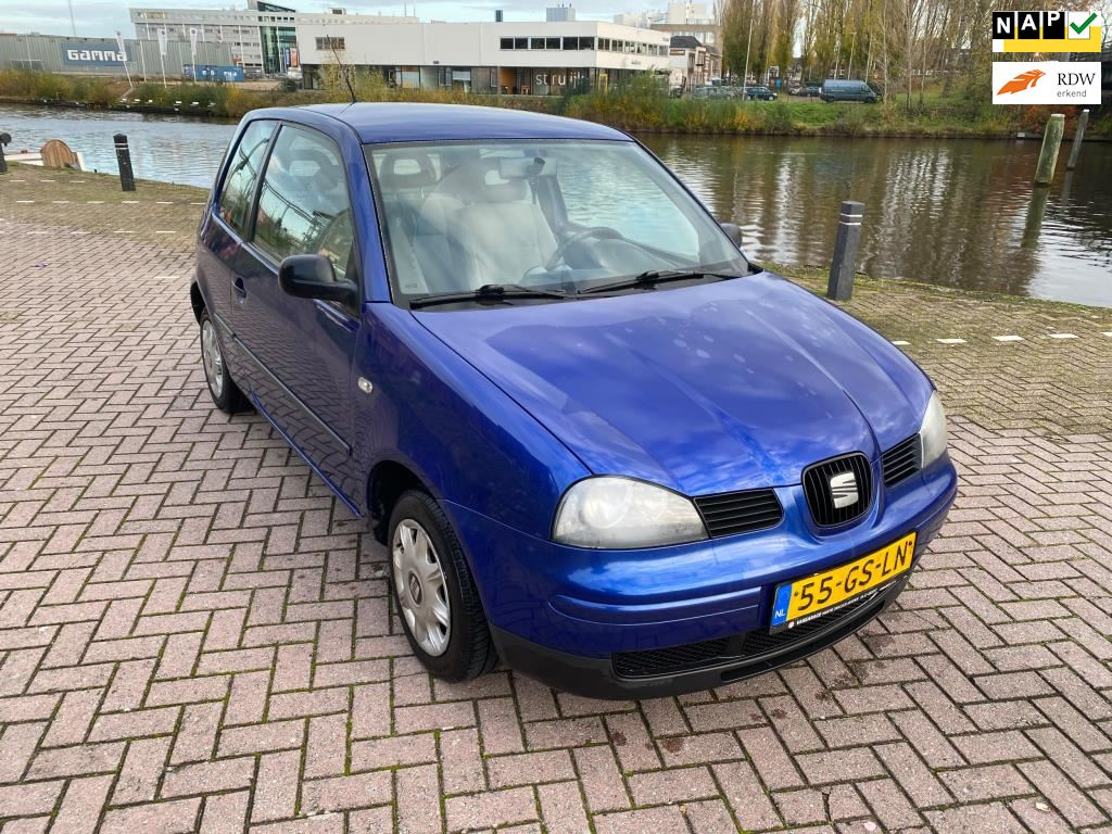 Seat Arosa occasion - ML Cars - 's-Hertogenbosch