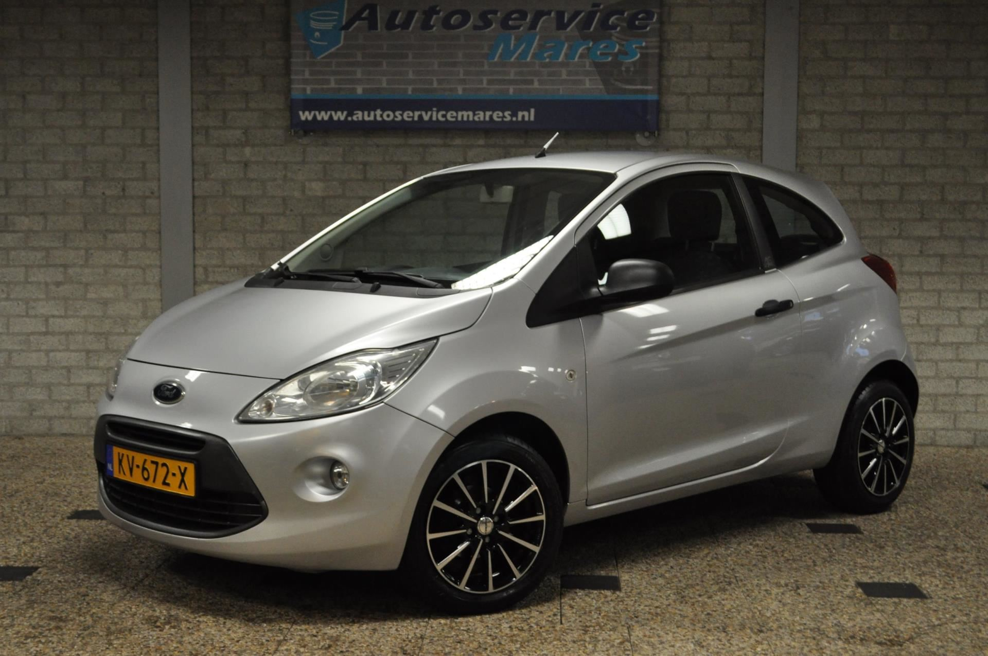 Ford Ka occasion - Autoservice Mares