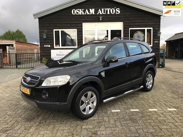 Chevrolet Captiva 2.4 Intro Edition 2WD