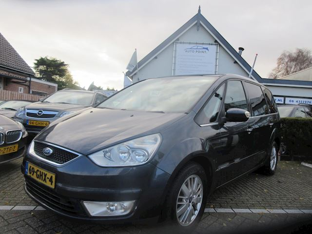 Ford Galaxy 2.0-16V Ghia 7-PERSOONS/AIRCO/LUXE UITVOERING
