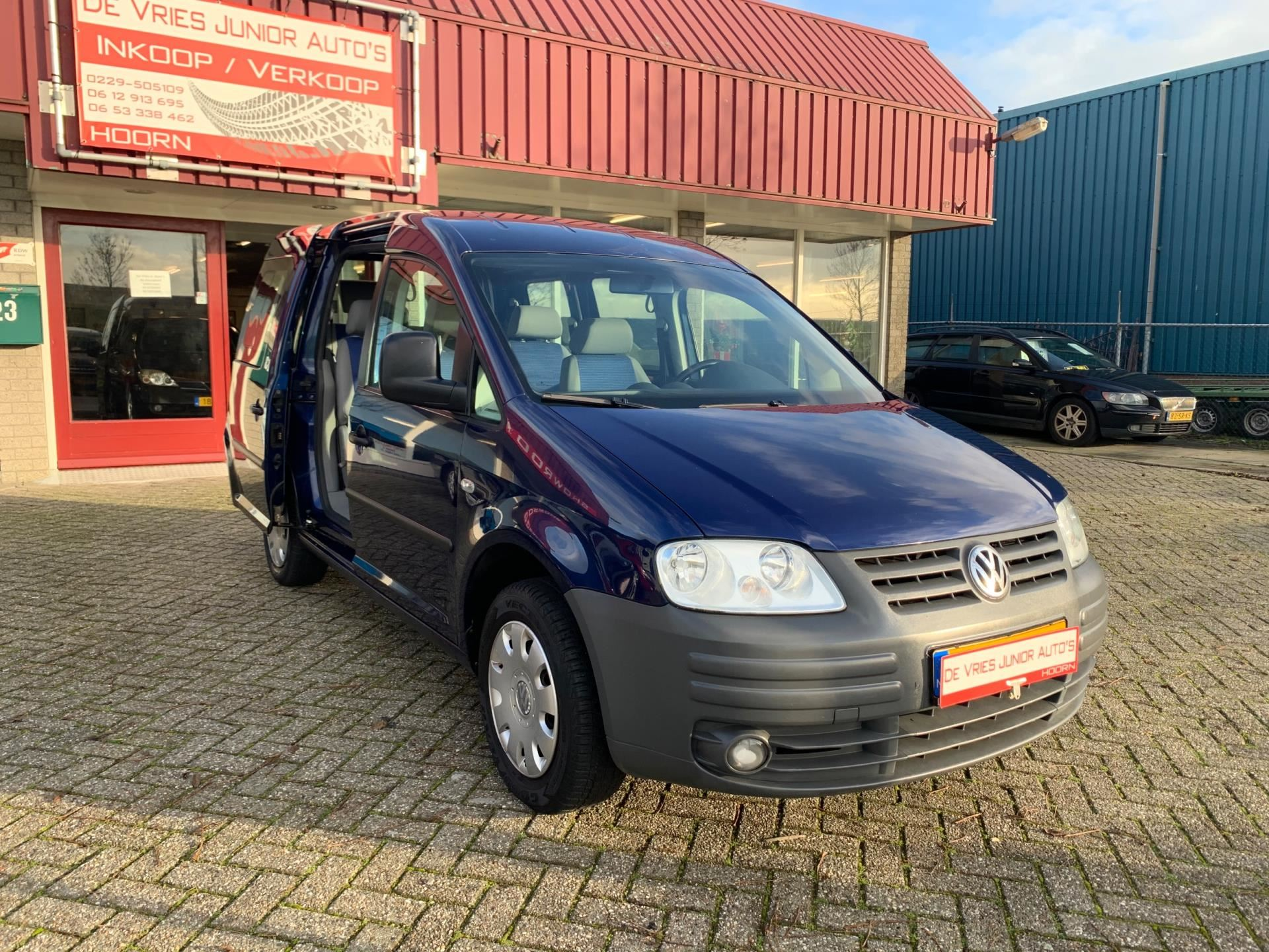 Volkswagen Caddy occasion - De Vries Junior Auto's