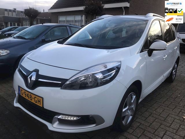 Renault Grand Scénic 1.2 TCe Limited 67.DKM AIRCO NAVIGATIE CRUISE CONTROL APK 16-06-2020