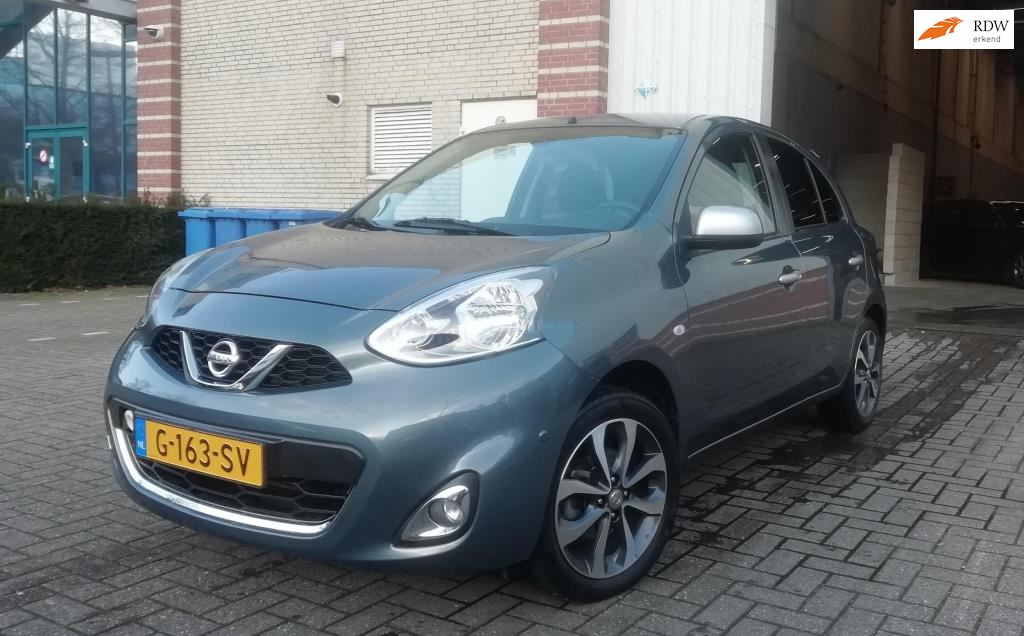 Nissan Micra occasion - HOLA NEXT CAR