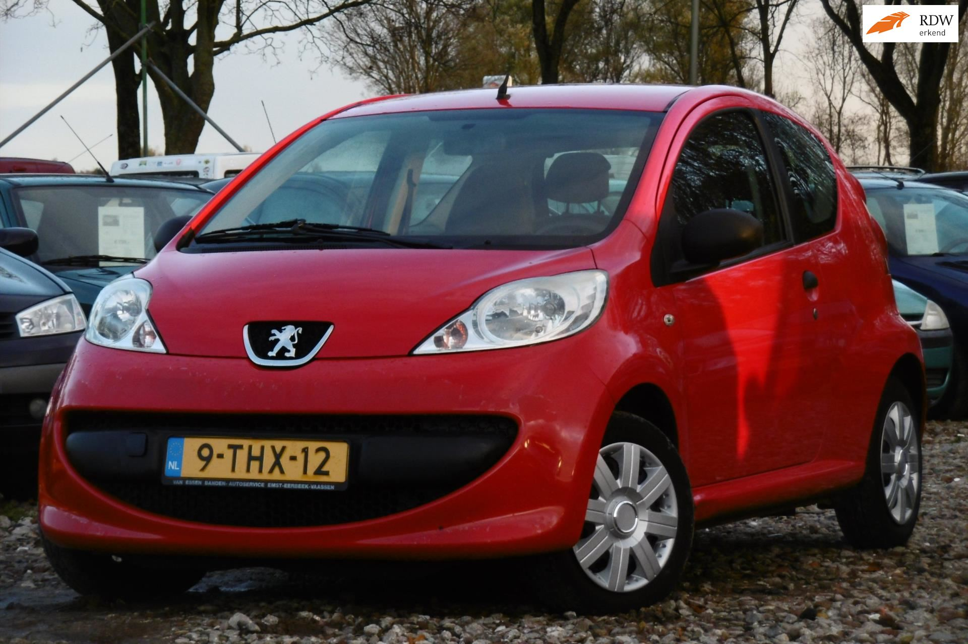 Peugeot 107 occasion - Dunant Cars