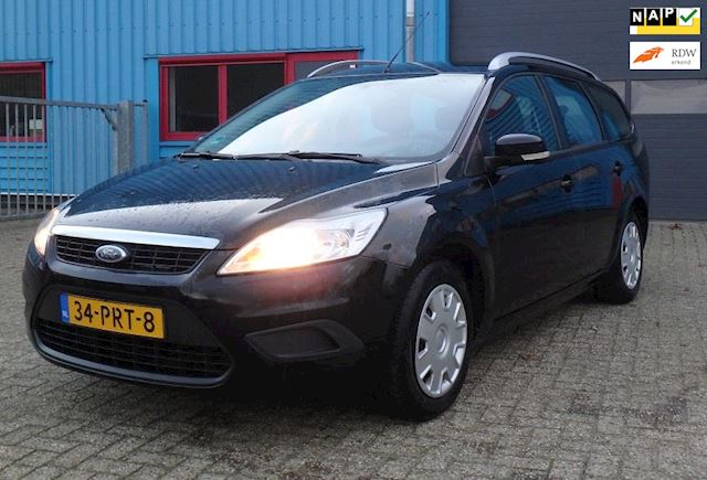 Ford Focus Wagon 1.6 Trend  NETTE AUTO