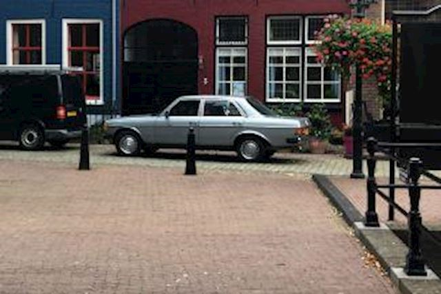 Mercedes-Benz 200-280 W123 occasion - Wolters Auto's