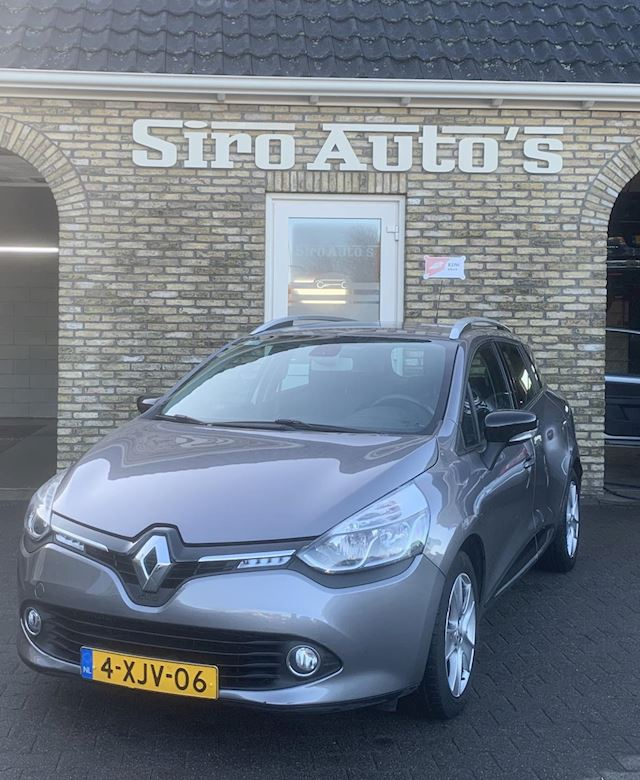 Renault Clio Estate 1.5 dCi ECO Dynamique Bj 2014 met 71484 km
