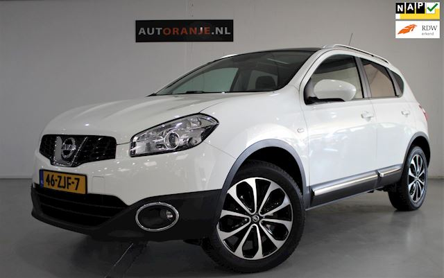 Nissan Qashqai 1.6 Connect Edition Clima, Cr Control, Panoramadak, Nette Staat!!