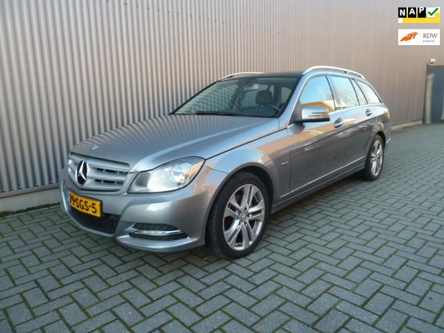 Mercedes-Benz C-klasse Estate 220 CDI Business Class 125! Avantgarde Euro 5