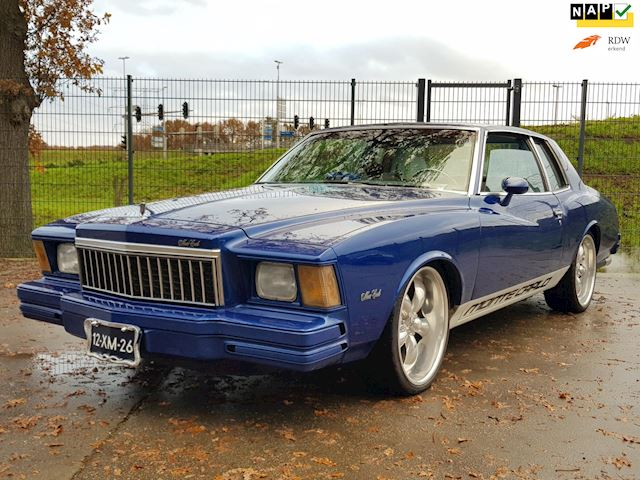 Chevrolet USA Monte Carlo 5.7 TARGA Coupe *CUSTOM*