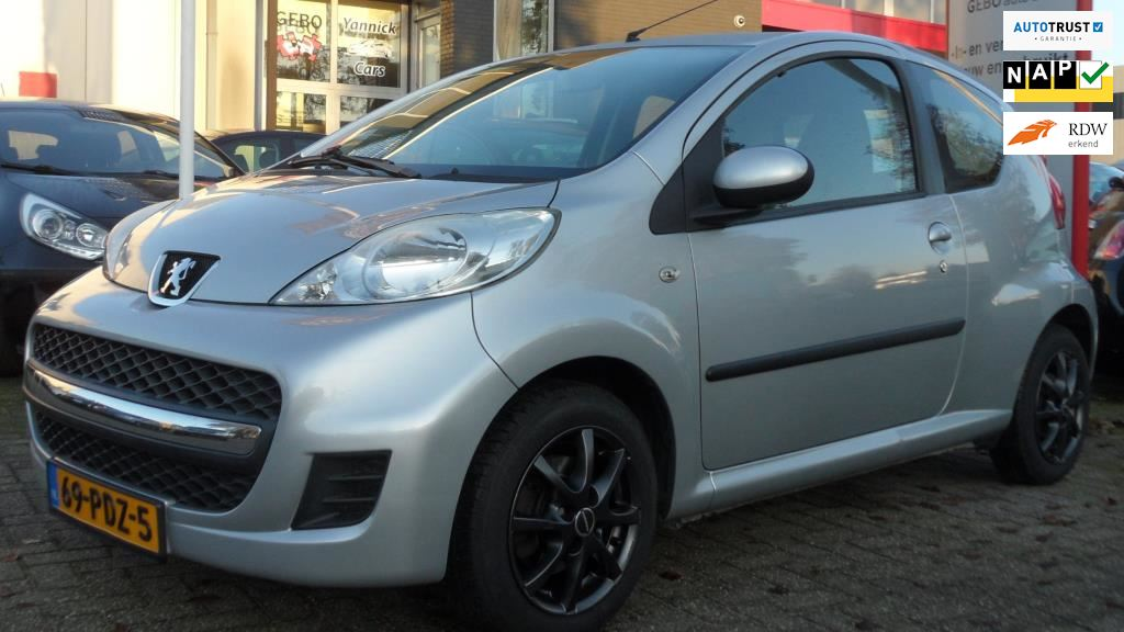 Peugeot 107 occasion - Gebo Auto's
