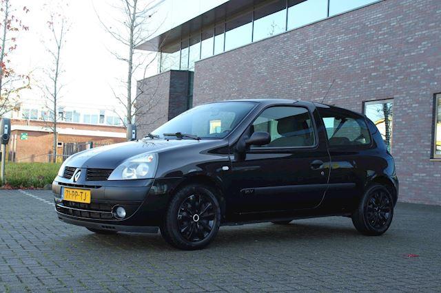 Renault Clio 1.2-16V Authentique Basis navigatie