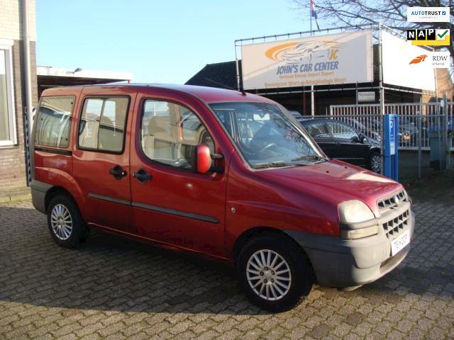 Fiat Doblò 1.6-16V ELX AIRCO/TREKHAAK/km 133577/NAP