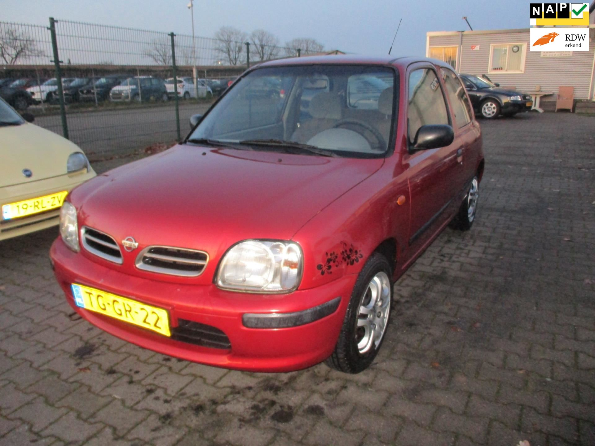 Nissan Micra occasion - Harry Jakab Auto's