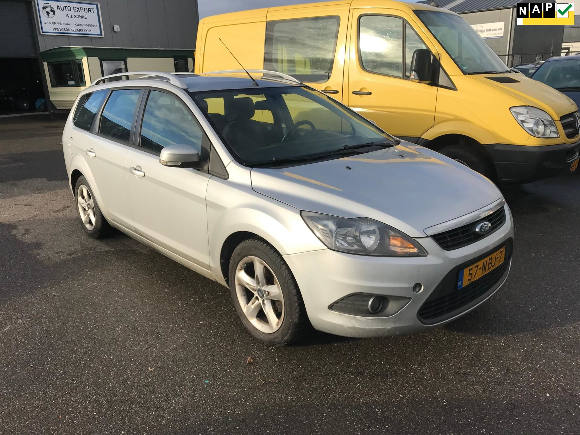 Ford Focus Wagon occasion - Sonke Cars
