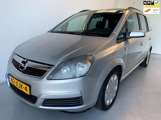 Opel Zafira 1.6 Business Airco 7-persoons