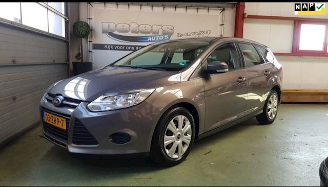 Ford Focus Wagon 1.6 TDCI Pdc Navigatie AIRCO