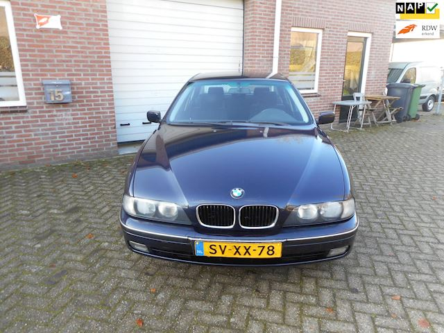 BMW 5-serie 523i Executive automaat