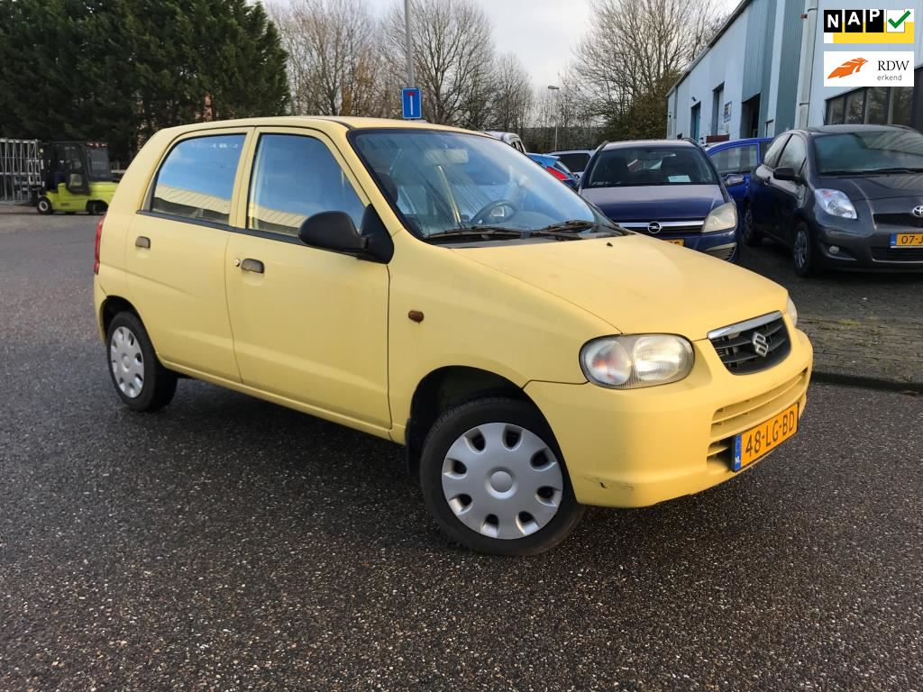 Suzuki Alto occasion - Duizendstra Automotive
