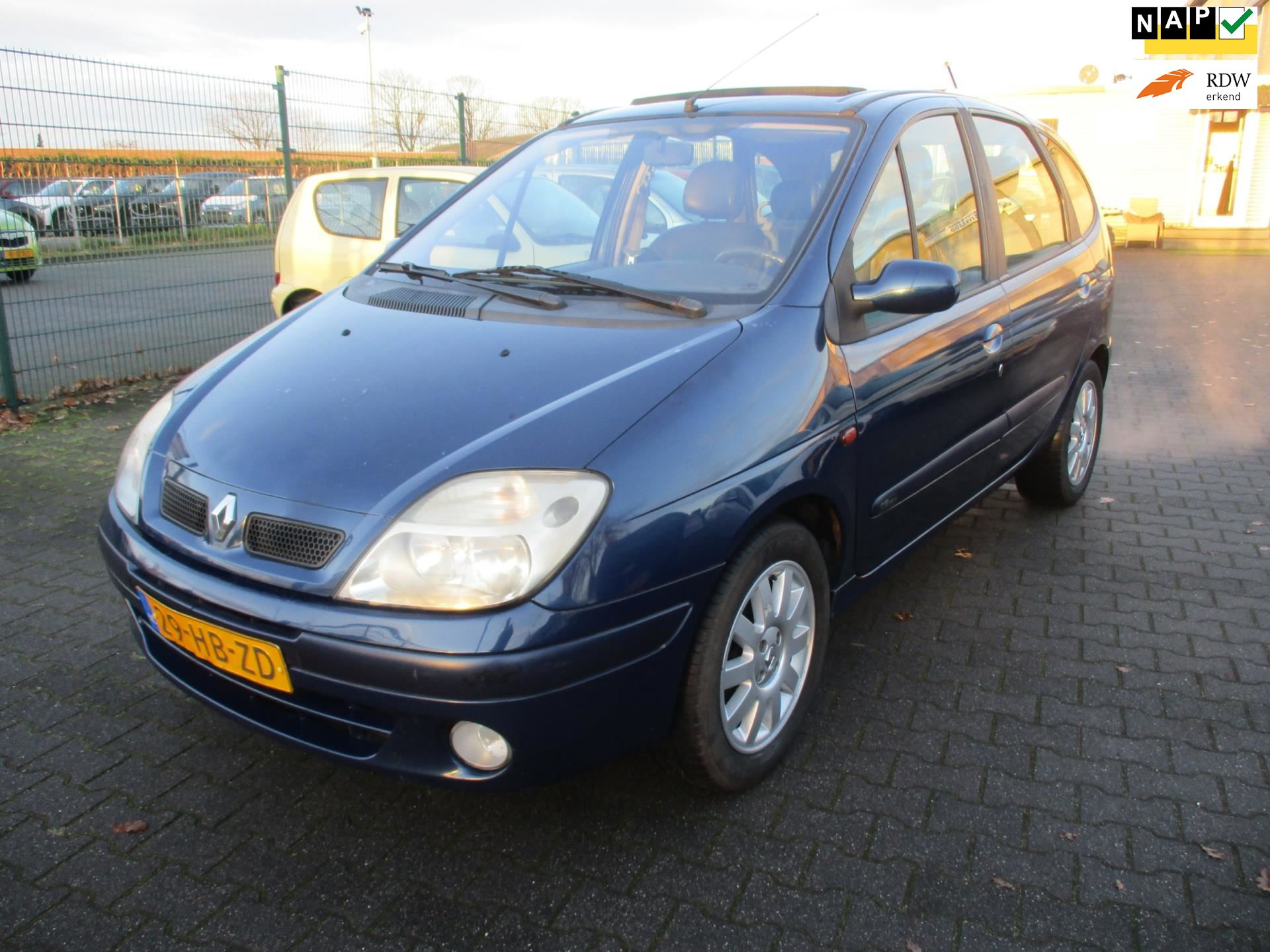 Renault Scénic occasion - Harry Jakab Auto's