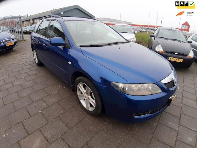Mazda 6 Sportbreak 1.8i Touring Generation