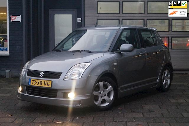 Suzuki Swift 1.5 Exclusive / Airco / Keyless / Sport / N.A.P