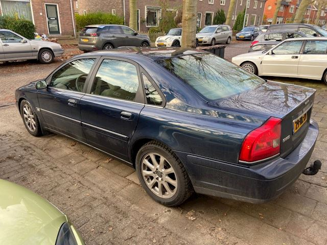 Volvo S80 2.4 D5 Geartronic Exclusive Winterbanden apk 6-2020
