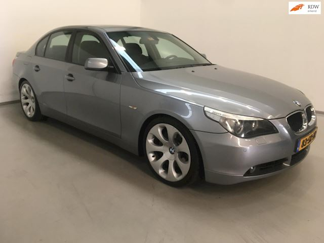 BMW 5-serie 535d High Executive / Navi / Leder / Stoelverw.