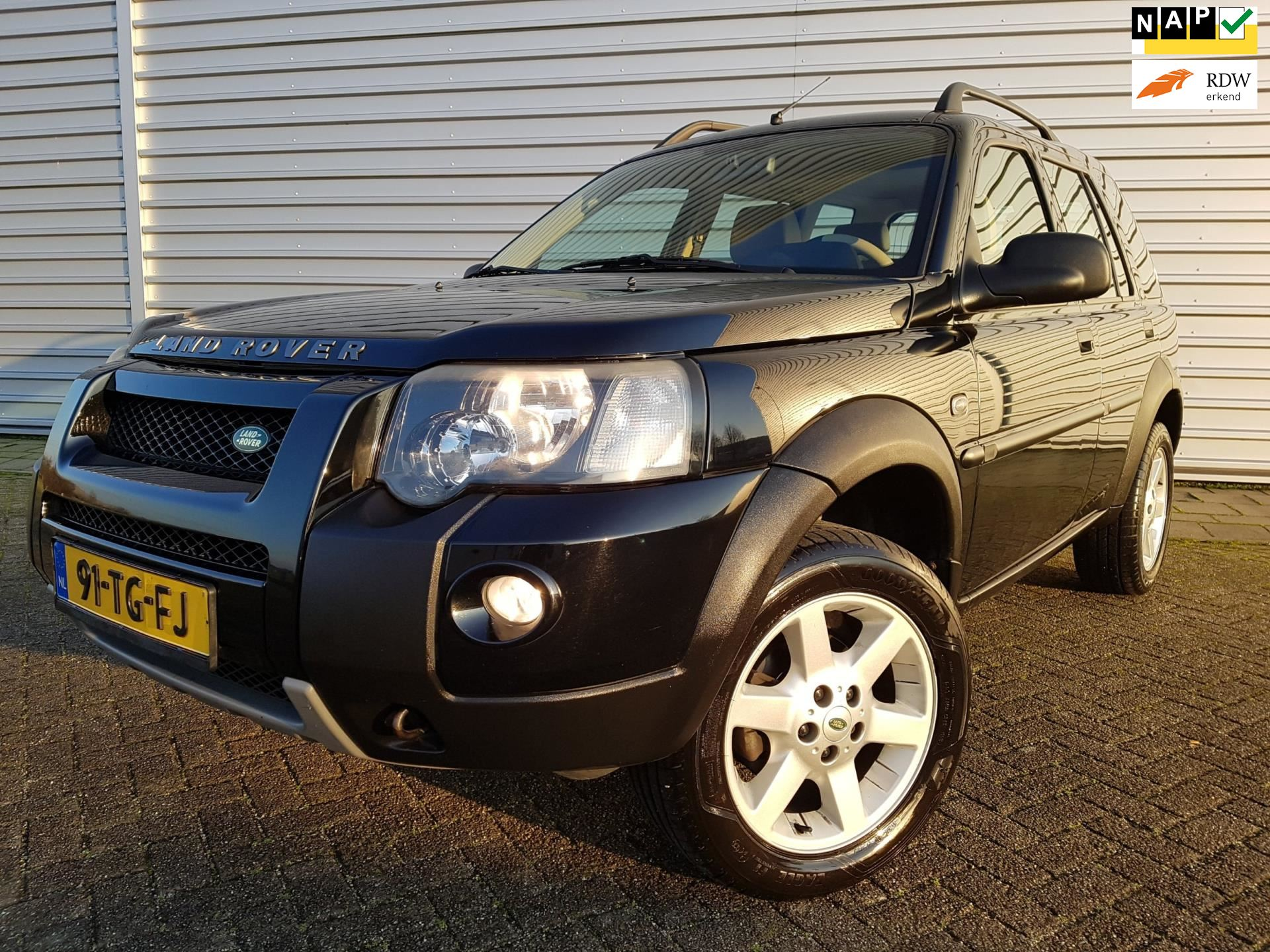 Land Rover Freelander Station Wagon occasion - ARR Auto's