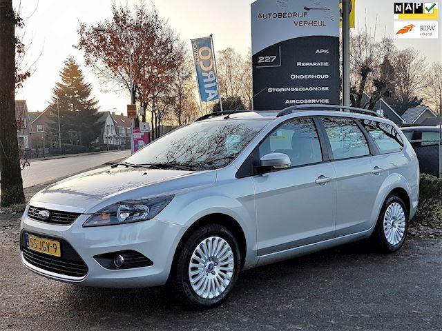 Ford Focus Wagon 1.8 Titanium  Navi Clima Cruise Trekhaak Boekjes Nap