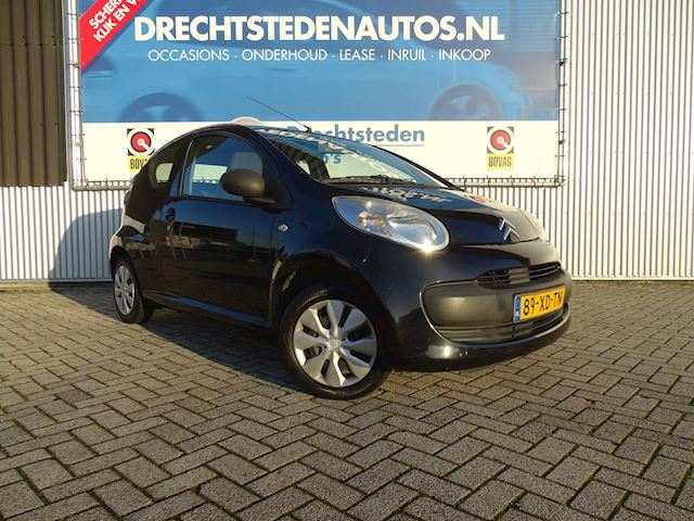 Citroen C1 1.0-12V Séduction Inruilkoopje! Audio Cd/Mp3! Zwart Metallic!