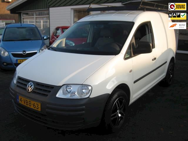 Volkswagen Caddy 2.0 SDI (Imperial)