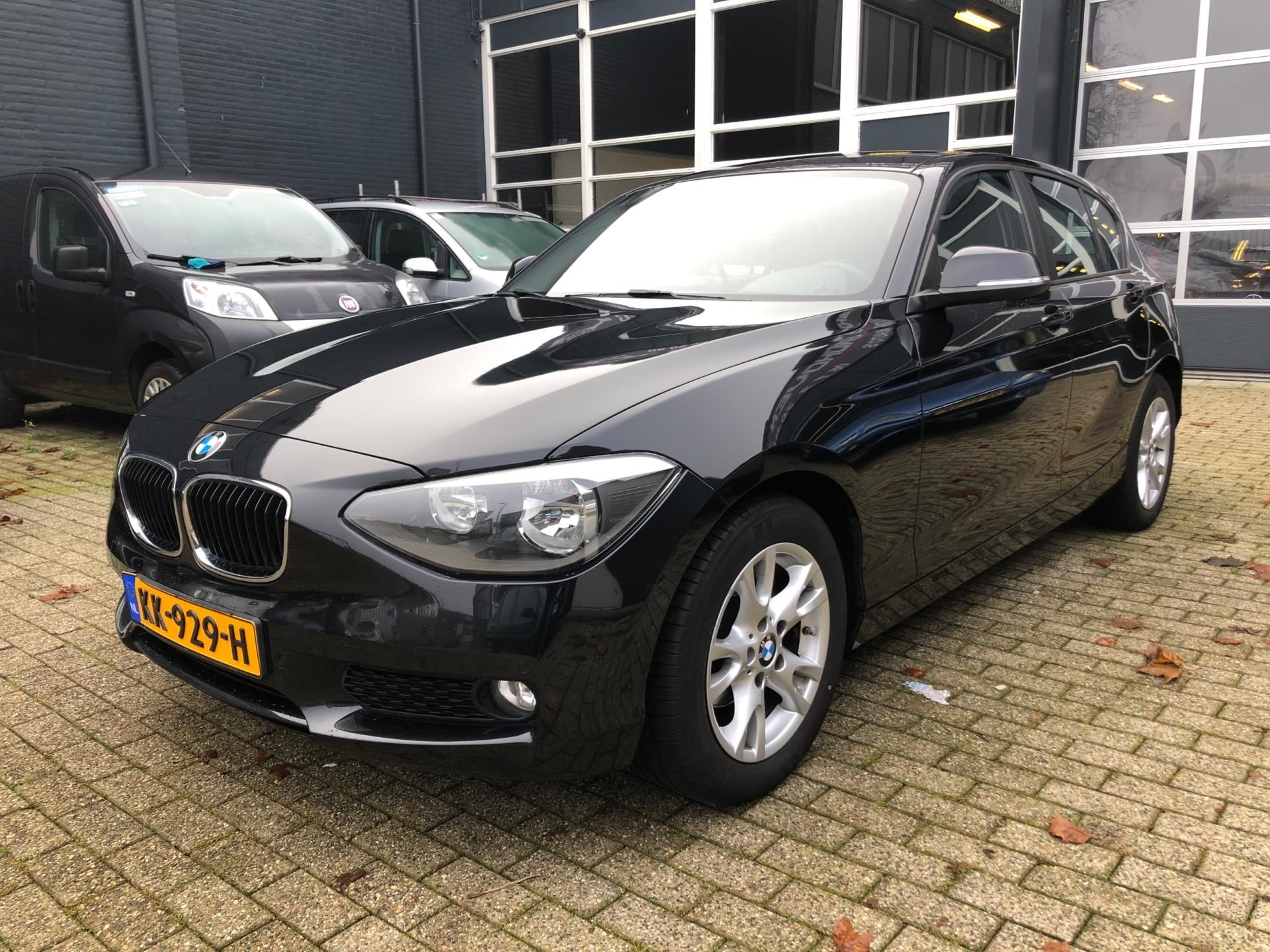 BMW 1-serie occasion - Occasion Center Eindhoven