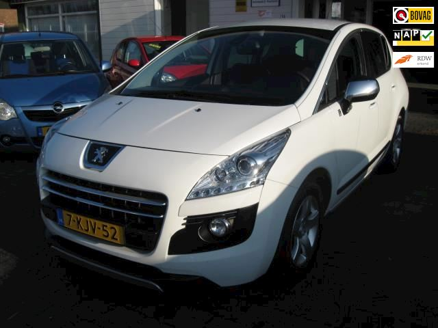 Peugeot 3008 2.0 HDiF HYbrid4 Blue Lease Automaat
