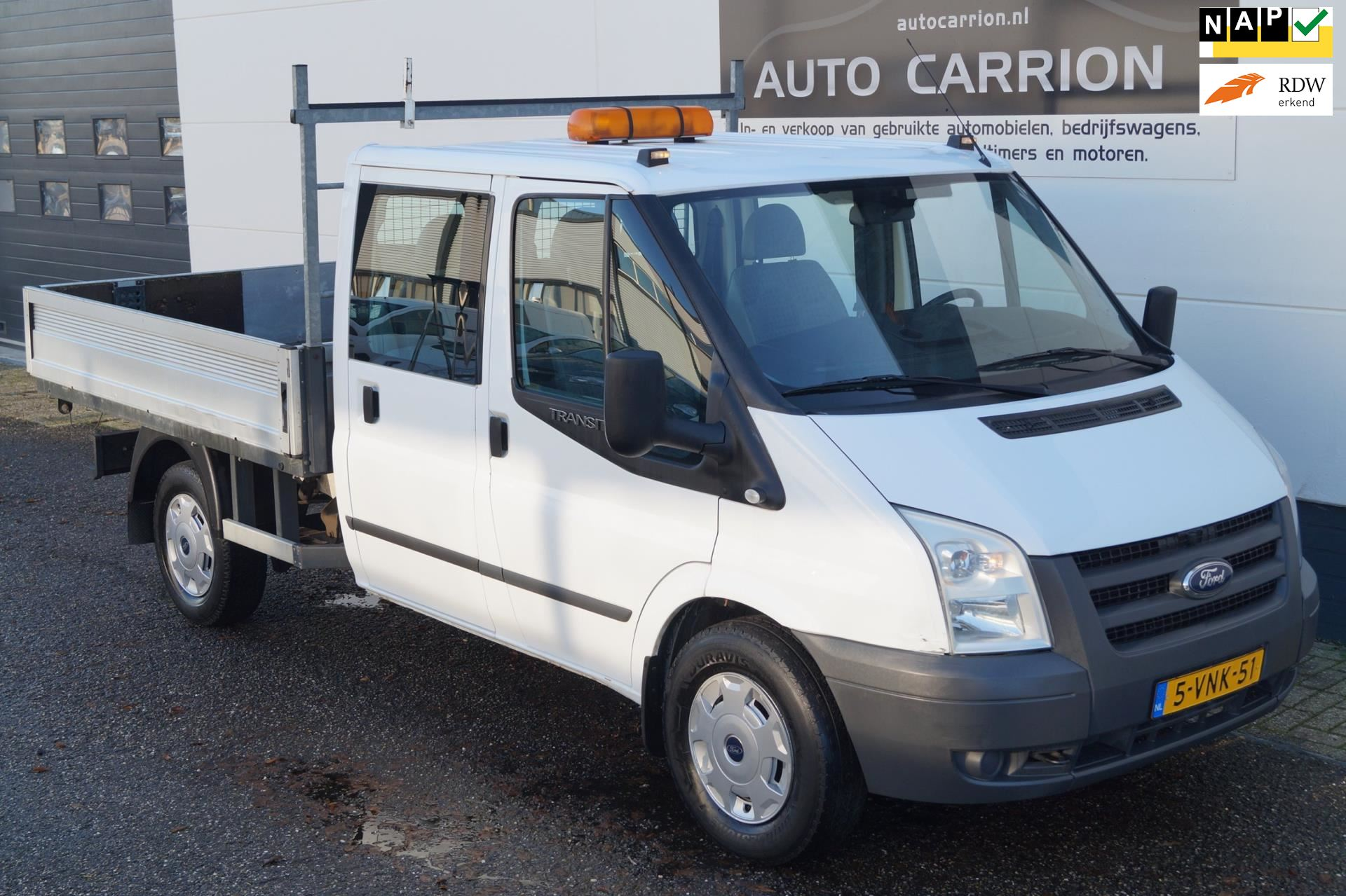 Ford Transit occasion - CARRION