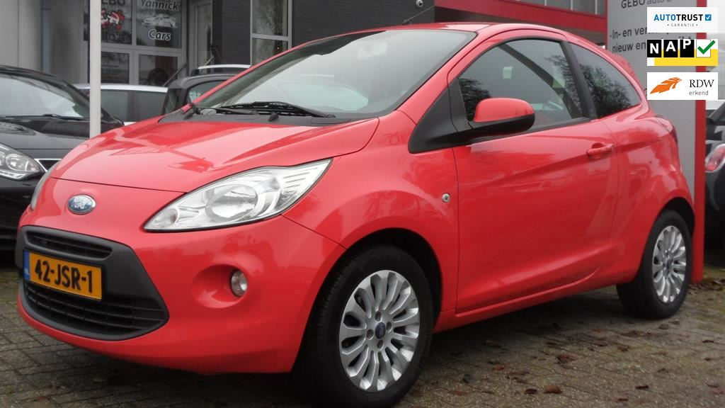 Ford Ka occasion - Gebo Auto's