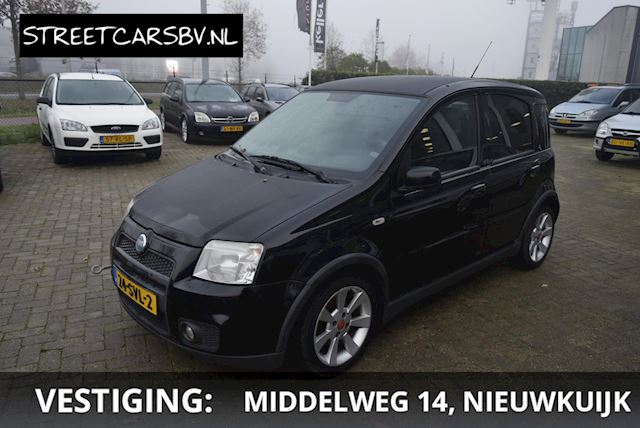 Fiat Panda 1.4 16V Sport 100hp Start Niet!! Defect!!
