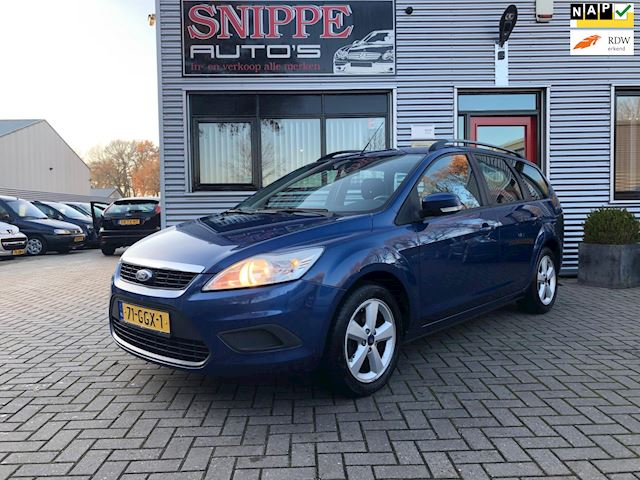 Ford Focus Wagon 1.6 TDCi Trend -AIRCO-DAKRAILS-LMV-TREKHAAK-
